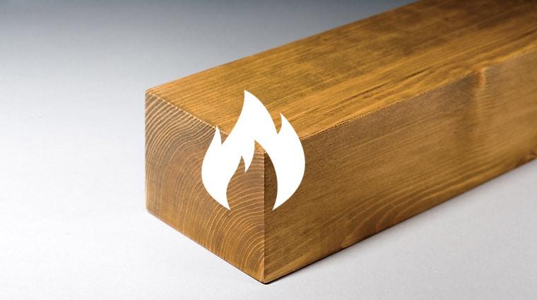 Resistencia Al Fuego De La Madera